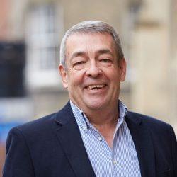John Russell, Chairman