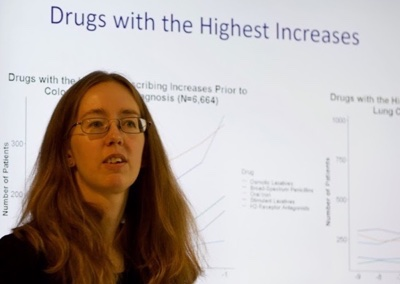"""""""Index of Suspicion"""" has received a Cancer Research UK Pioneer Award"""